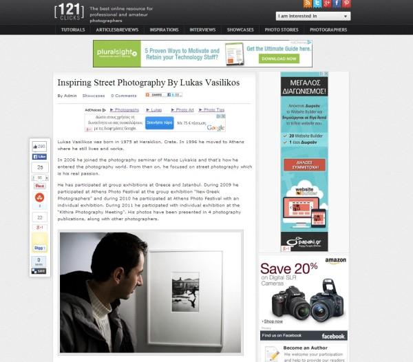 121 clicks interview